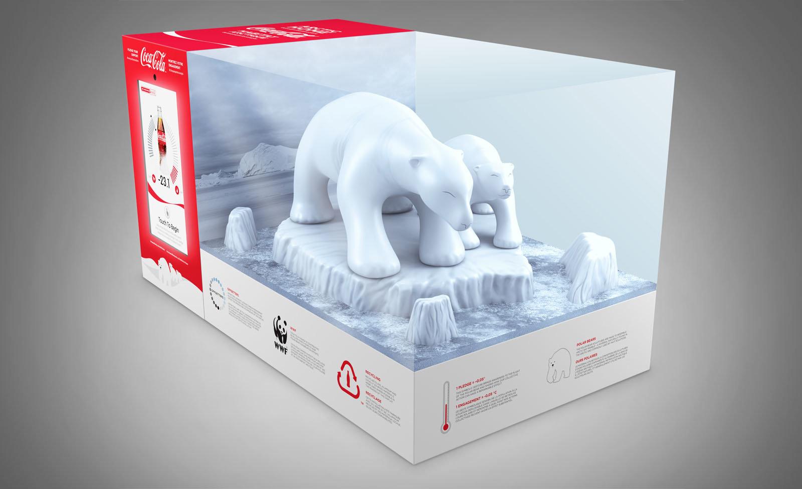 Coke Arctic Home