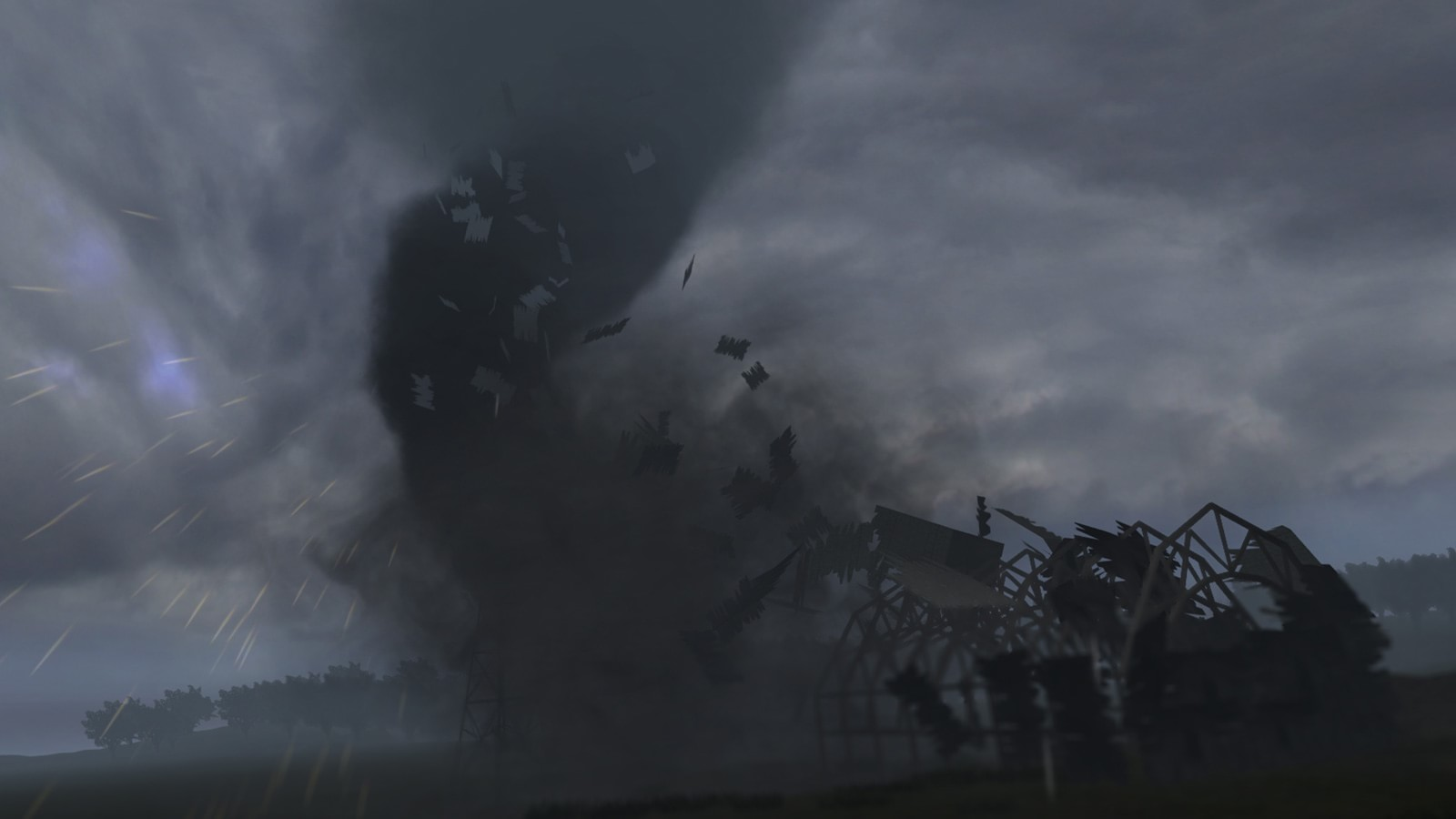 Into The Storm VR